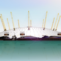 O2 Arena by Day